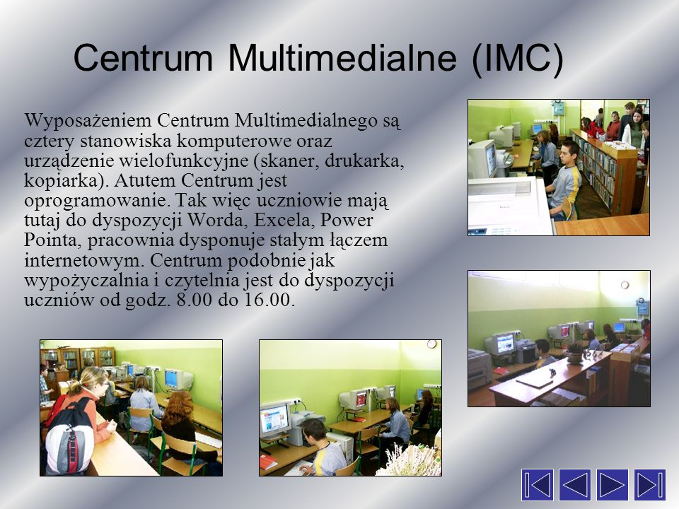 Centrum Multimedialne (IMC)