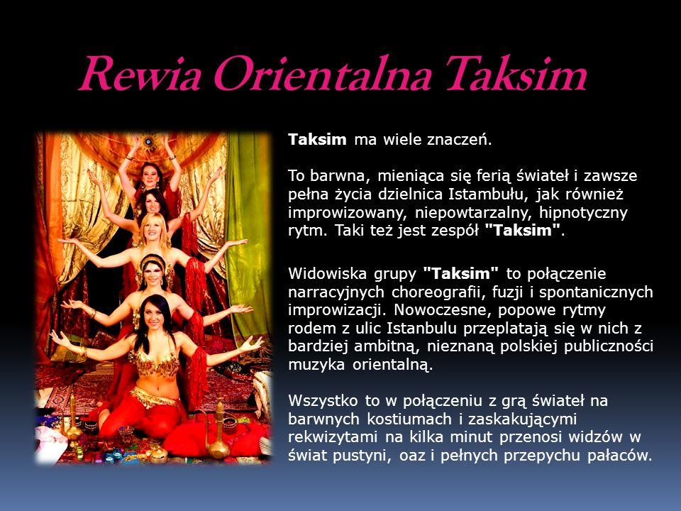 Rewia Orientalna Taksim