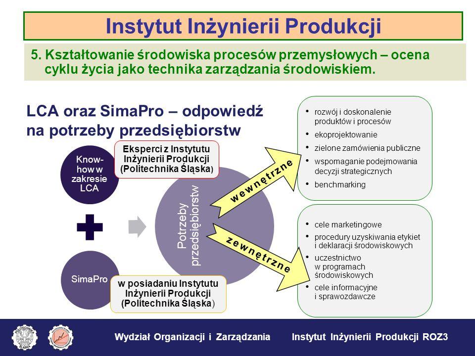 LCA oraz SimaPro – odpowiedź na potrzeby przedsiębiorstw
