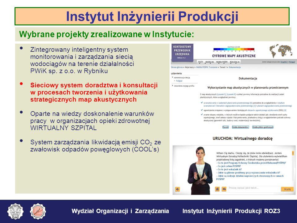 Instytut Inżynierii Produkcji