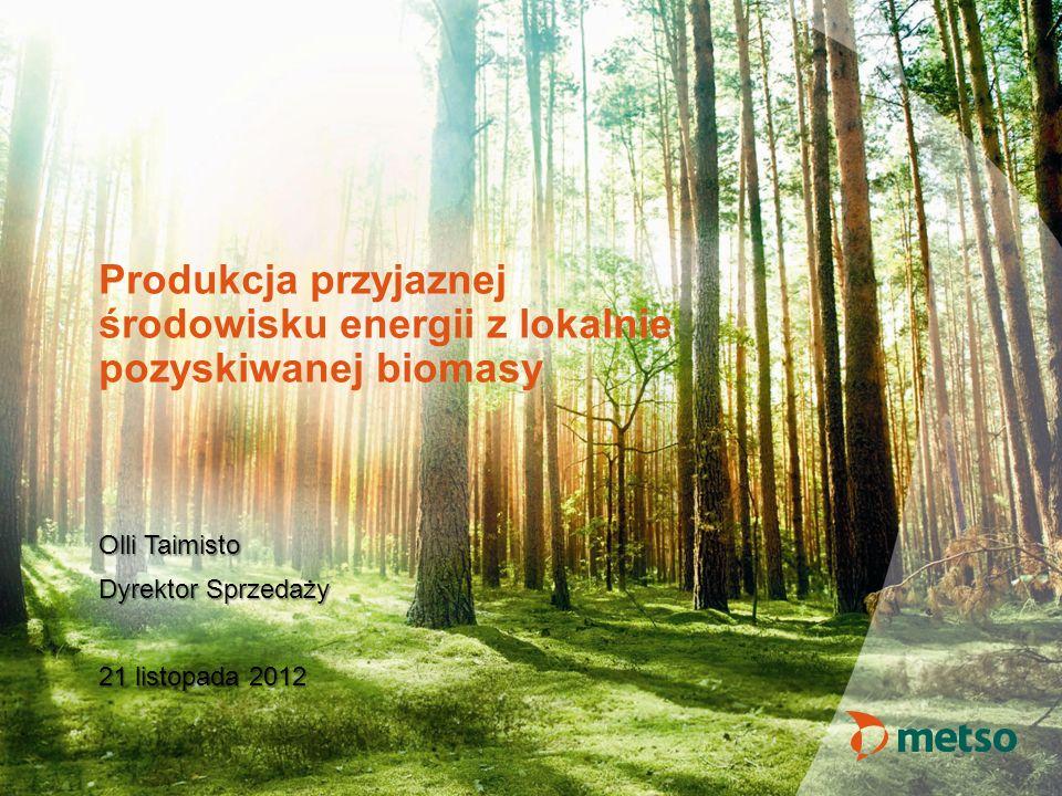 Olli Taimisto Dyrektor Sprzedaży 21 listopada 2012