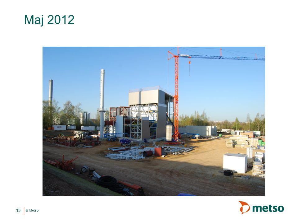 Maj 2012