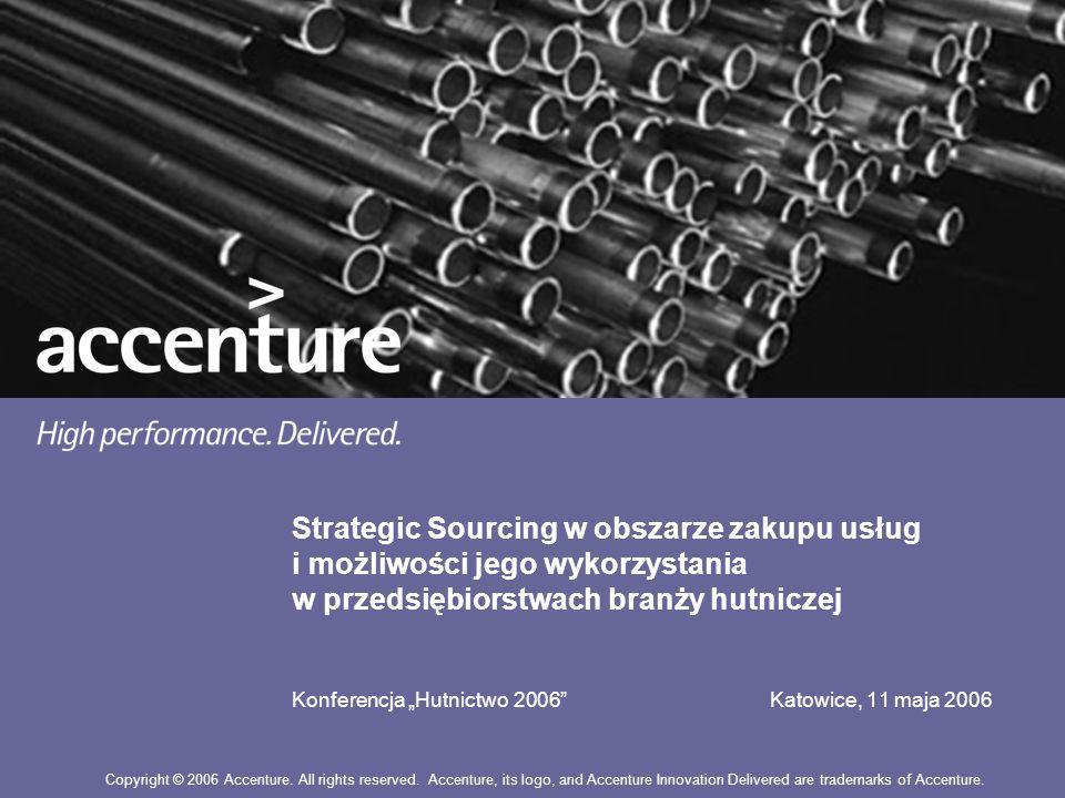 "Konferencja ""Hutnictwo 2006 Katowice, 11 maja 2006"