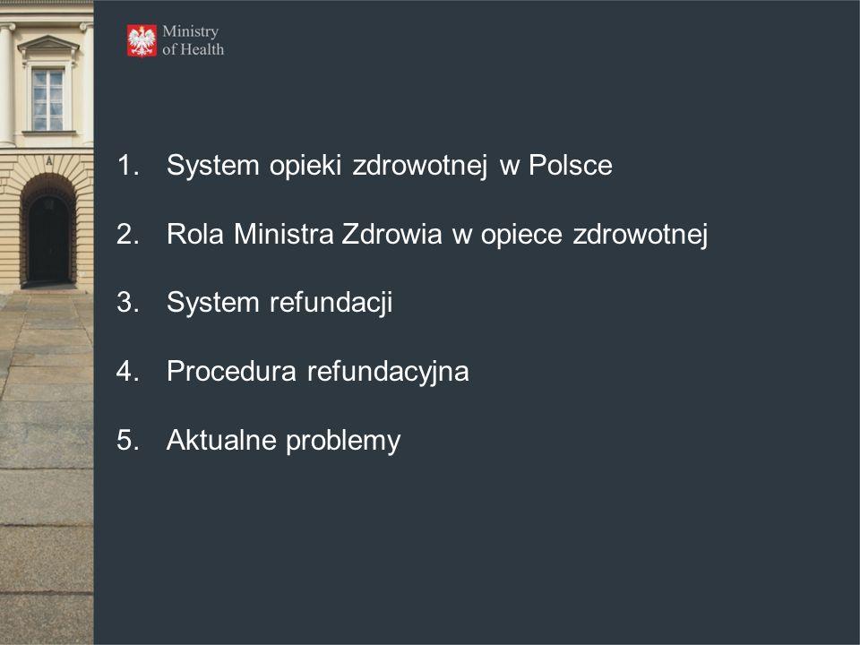System opieki zdrowotnej w Polsce
