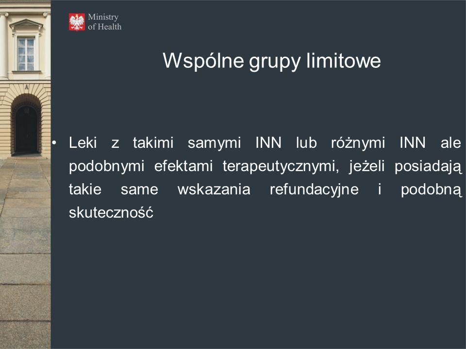 Wspólne grupy limitowe