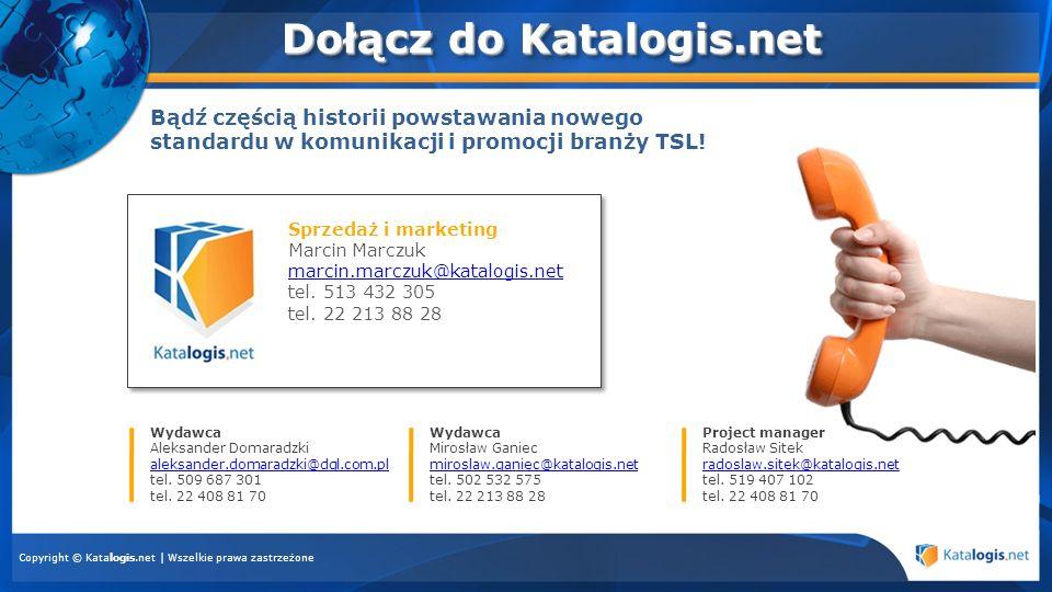 Dołącz do Katalogis.net