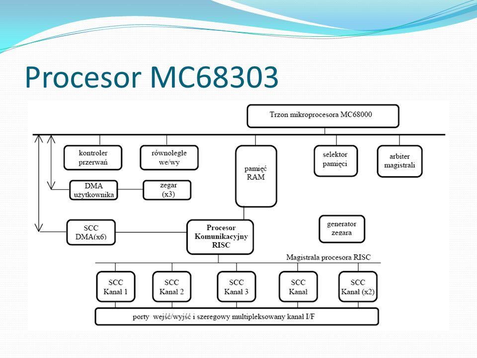 Procesor MC68303