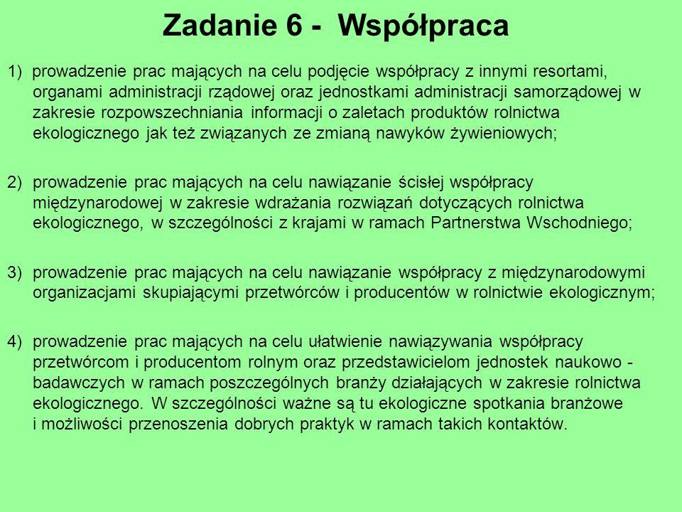 Zadanie 6 - Współpraca
