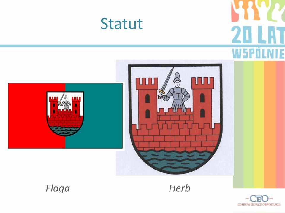 Statut Flaga Herb