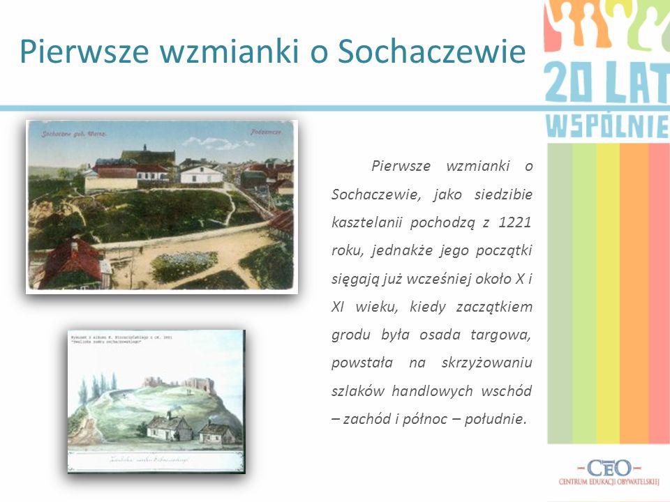 Pierwsze wzmianki o Sochaczewie