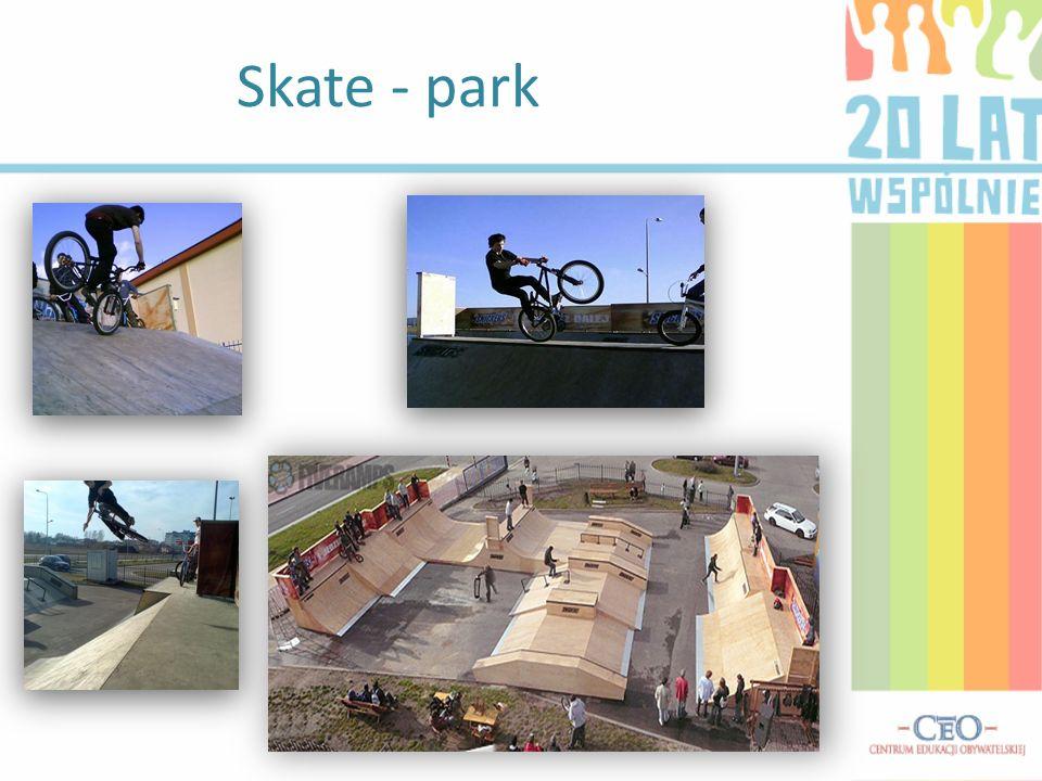 Skate - park