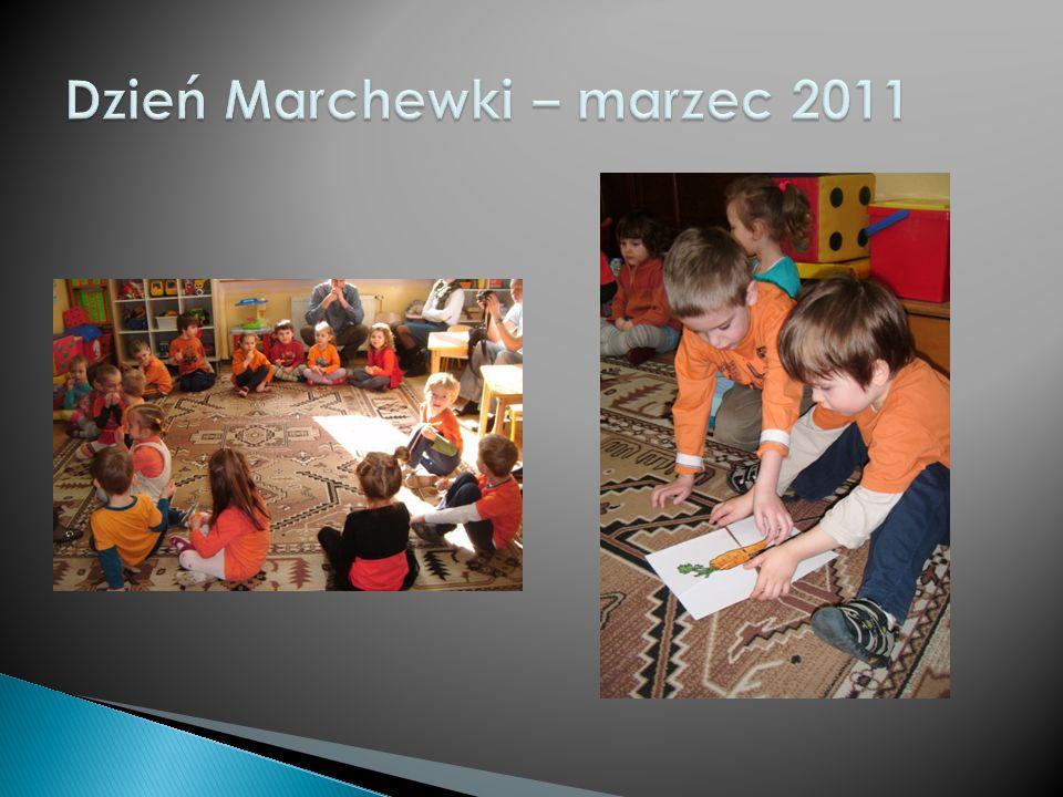 Dzień Marchewki – marzec 2011