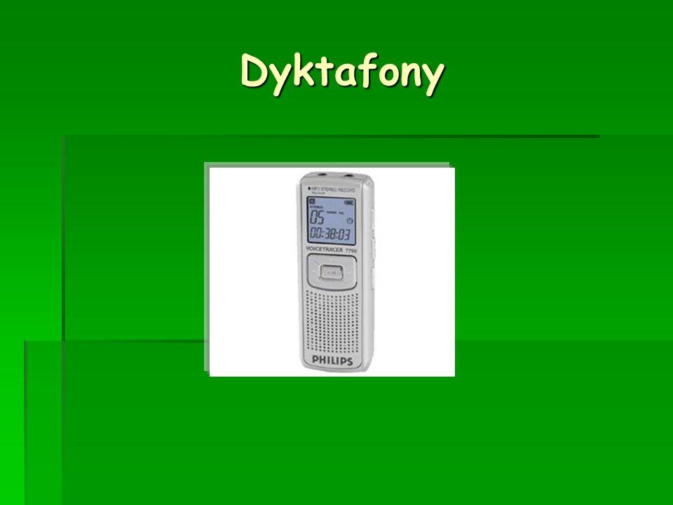 Dyktafony