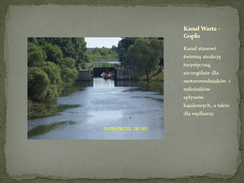 Kanał Warta - Gopło