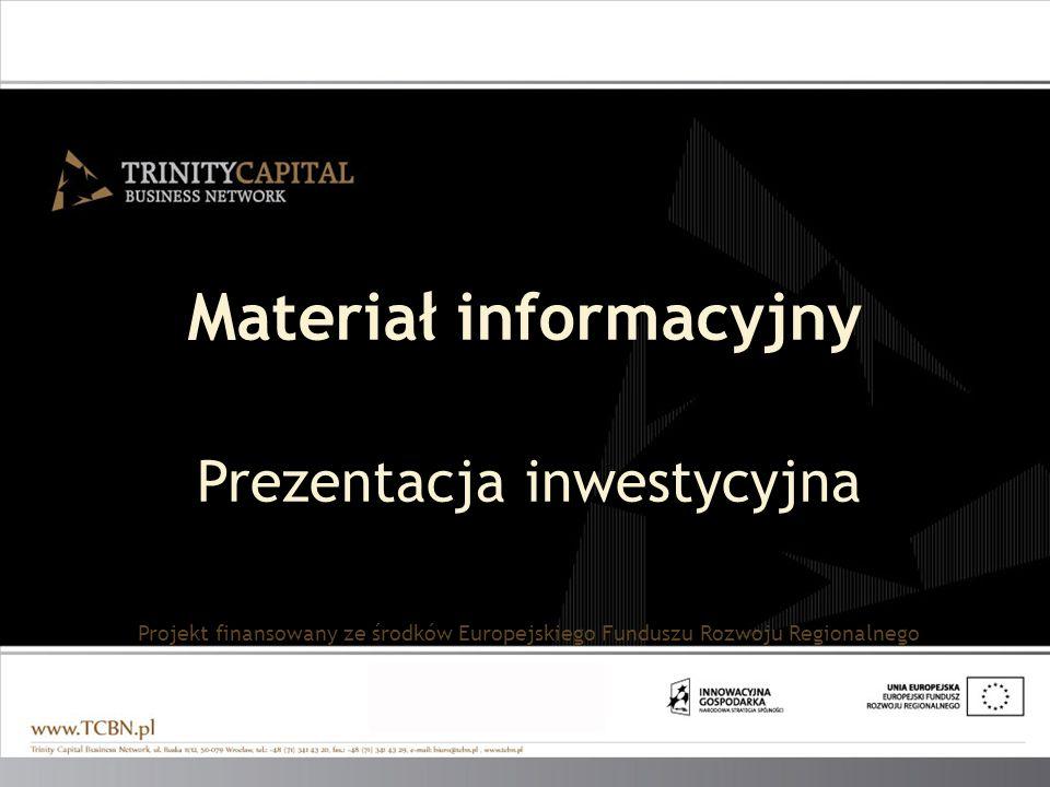 Materiał informacyjny