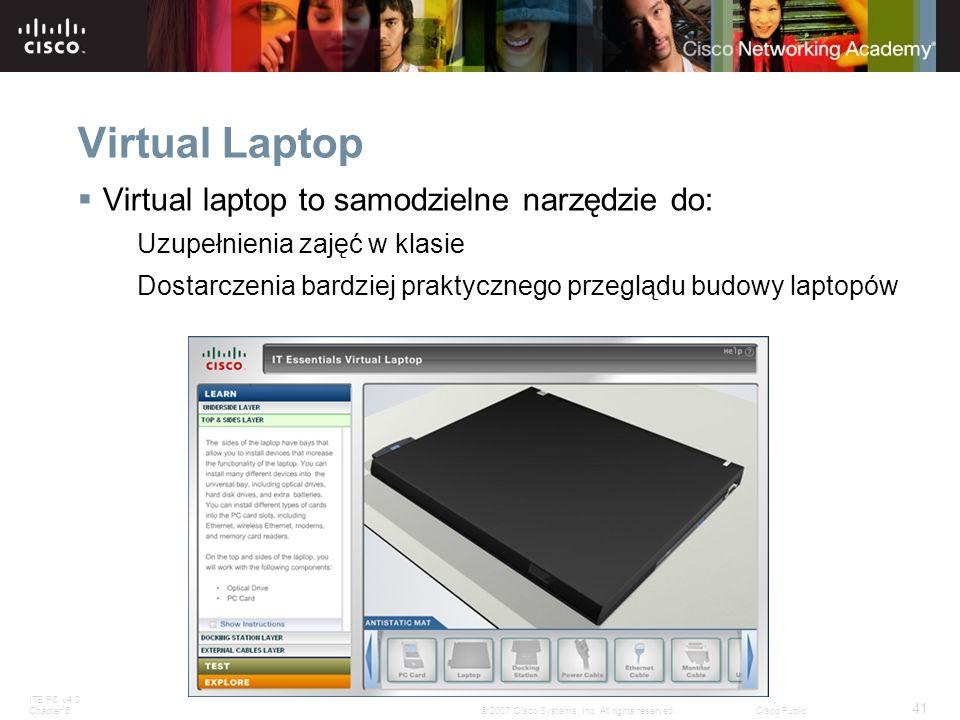Virtual Laptop Virtual laptop to samodzielne narzędzie do:
