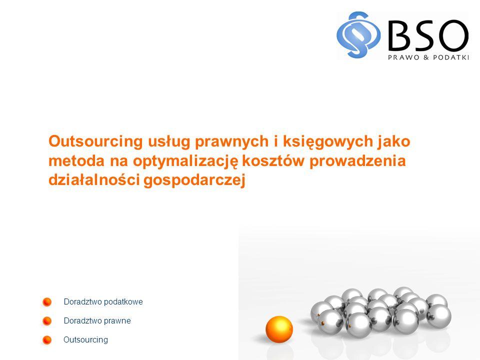 Outsourcing usług prawnych i księgowych jako metoda na optymalizację kosztów prowadzenia działalności gospodarczej