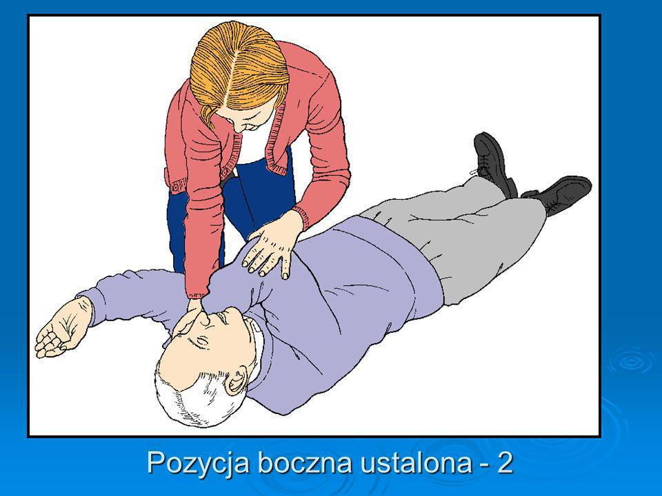 Pozycja boczna ustalona - 2