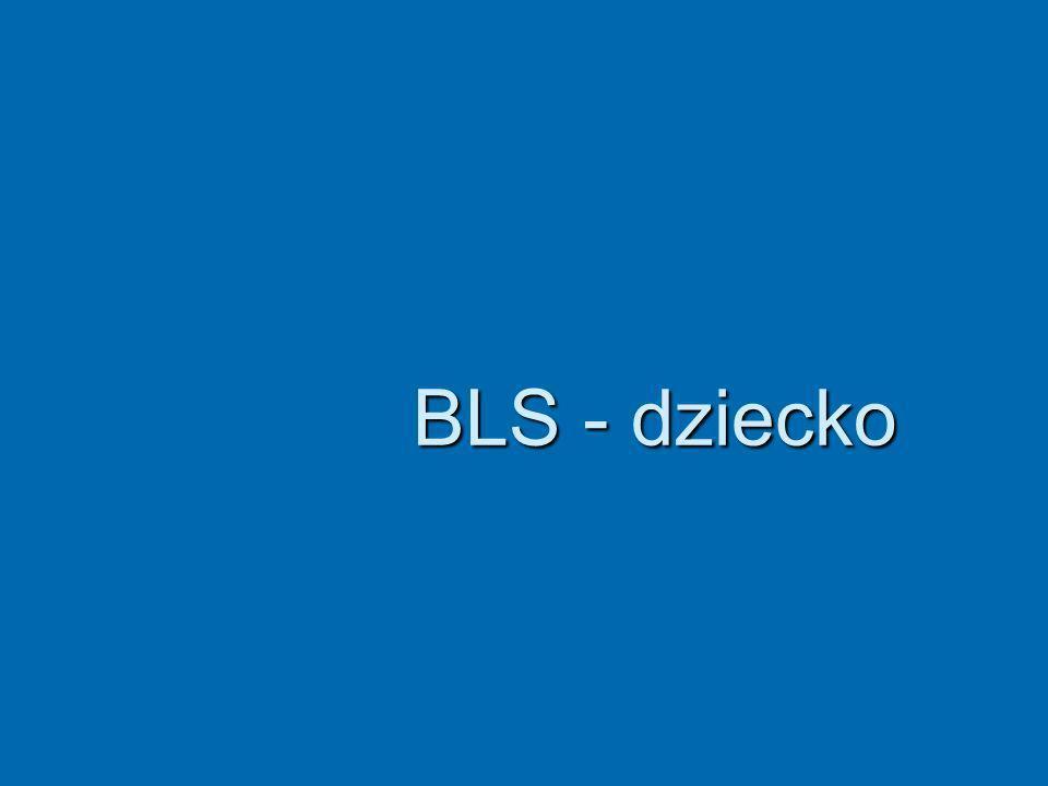 BLS - dziecko