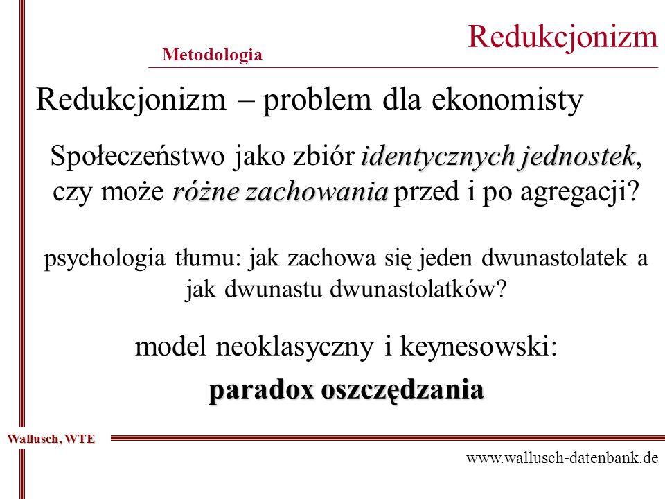 model neoklasyczny i keynesowski: