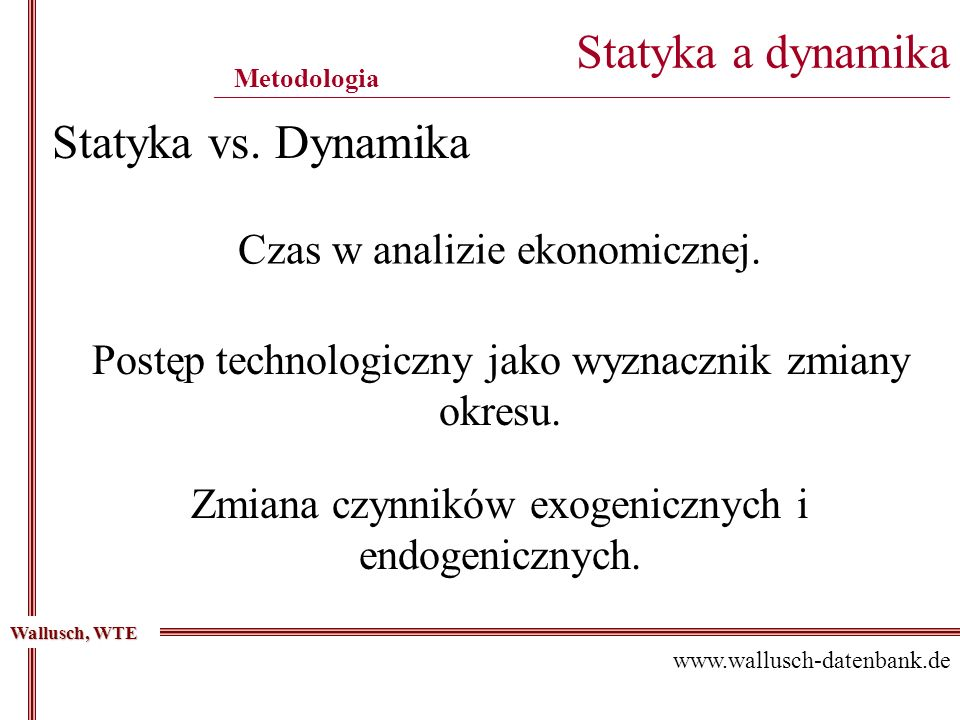 Statyka a dynamika ____________________________________________________________________________________________