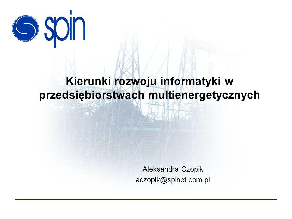 Kierunki rozwoju informatyki w przedsiębiorstwach multienergetycznych