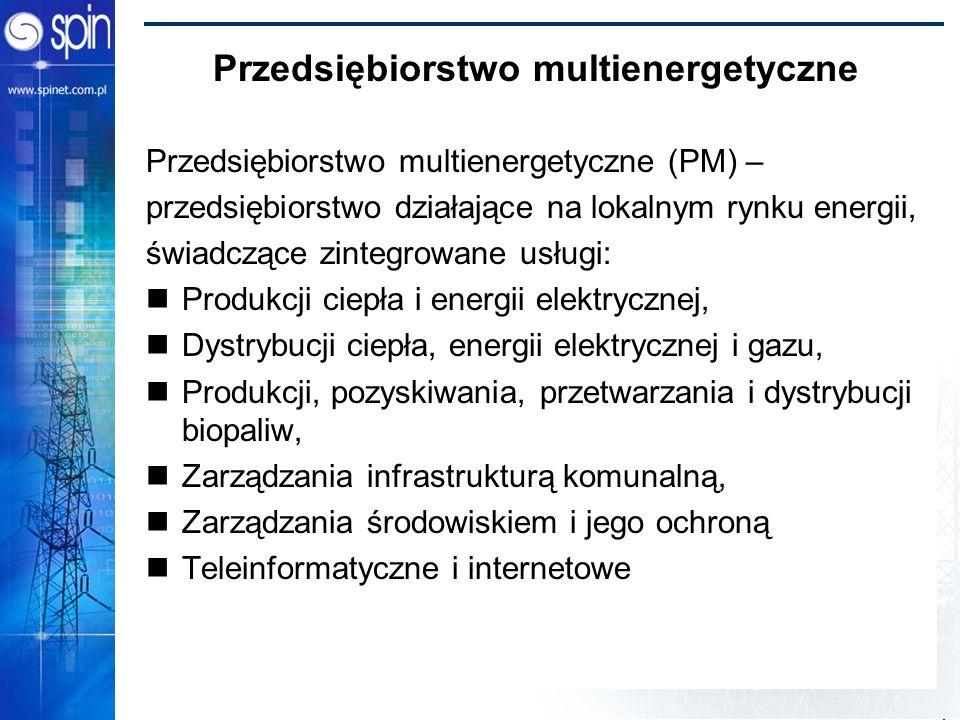 Przedsiębiorstwo multienergetyczne