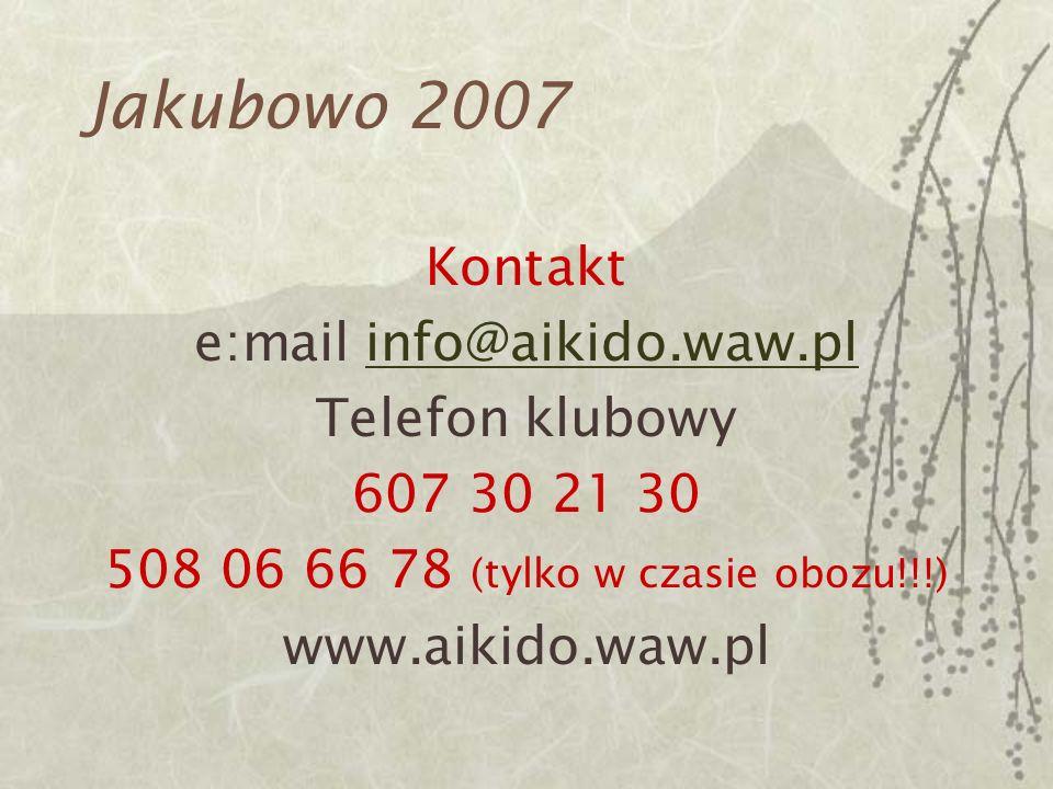 e:mail info@aikido.waw.pl