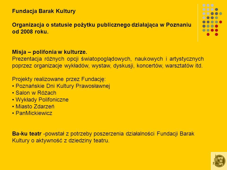 Fundacja Barak Kultury