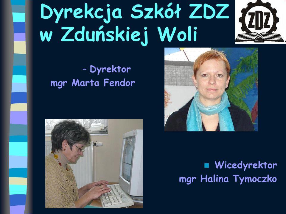 Dyrekcja Szkół ZDZ w Zduńskiej Woli