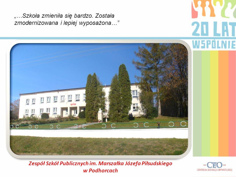 Zespół Szkół Publicznych im. Marszałka Józefa Piłsudskiego