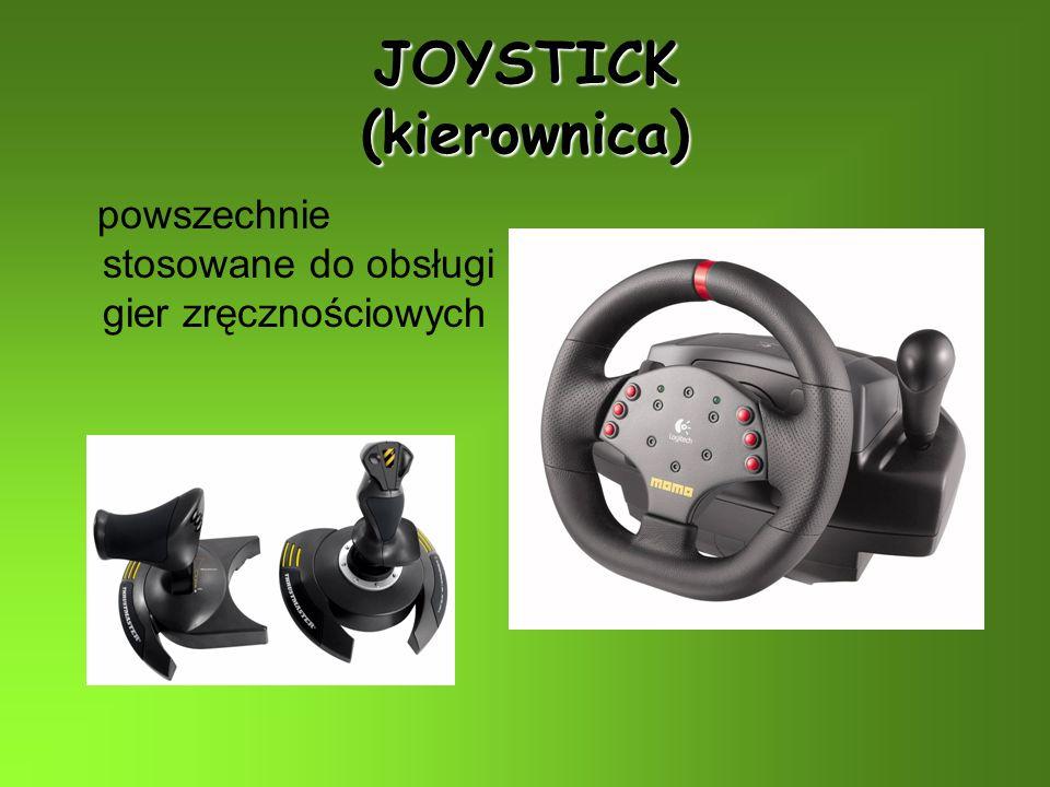 JOYSTICK (kierownica)