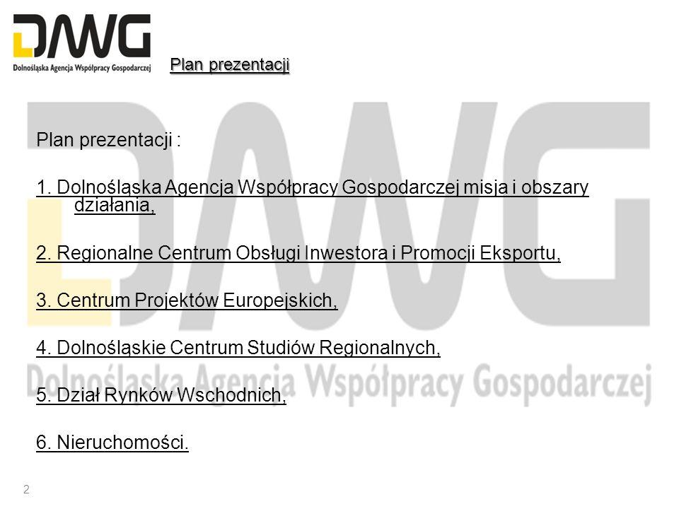 2. Regionalne Centrum Obsługi Inwestora i Promocji Eksportu,