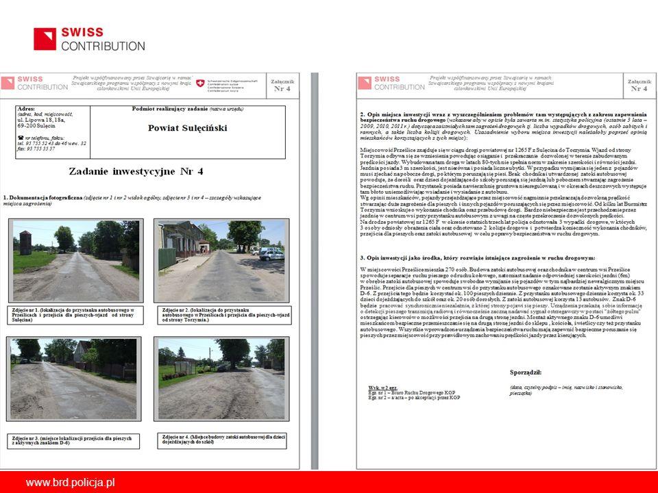 Lubuskie wg. polskie badanie przestępczości część III