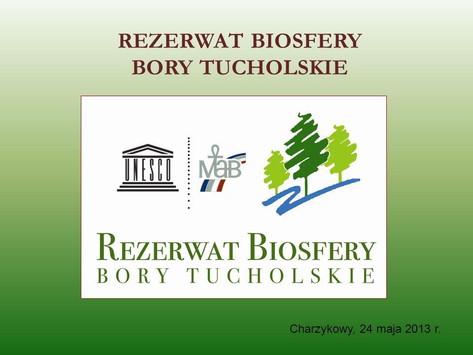 REZERWAT BIOSFERY BORY TUCHOLSKIE