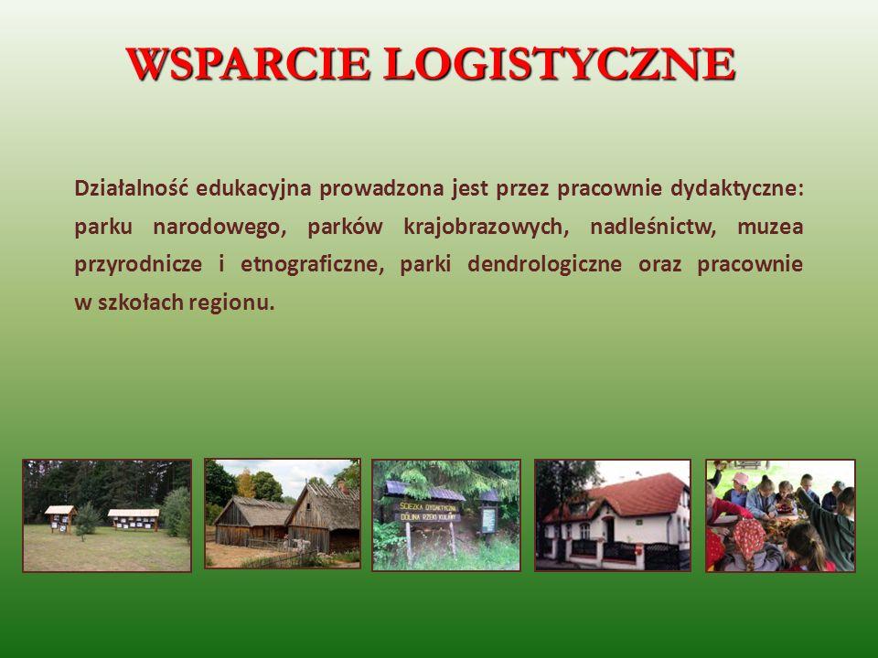 WSPARCIE LOGISTYCZNE