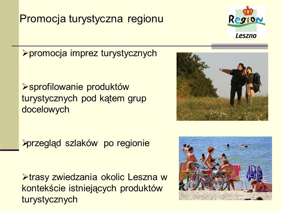 Promocja turystyczna regionu