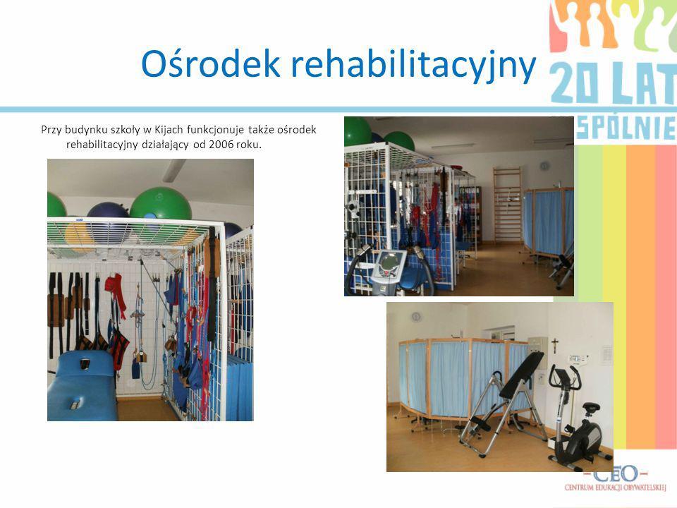 Ośrodek rehabilitacyjny