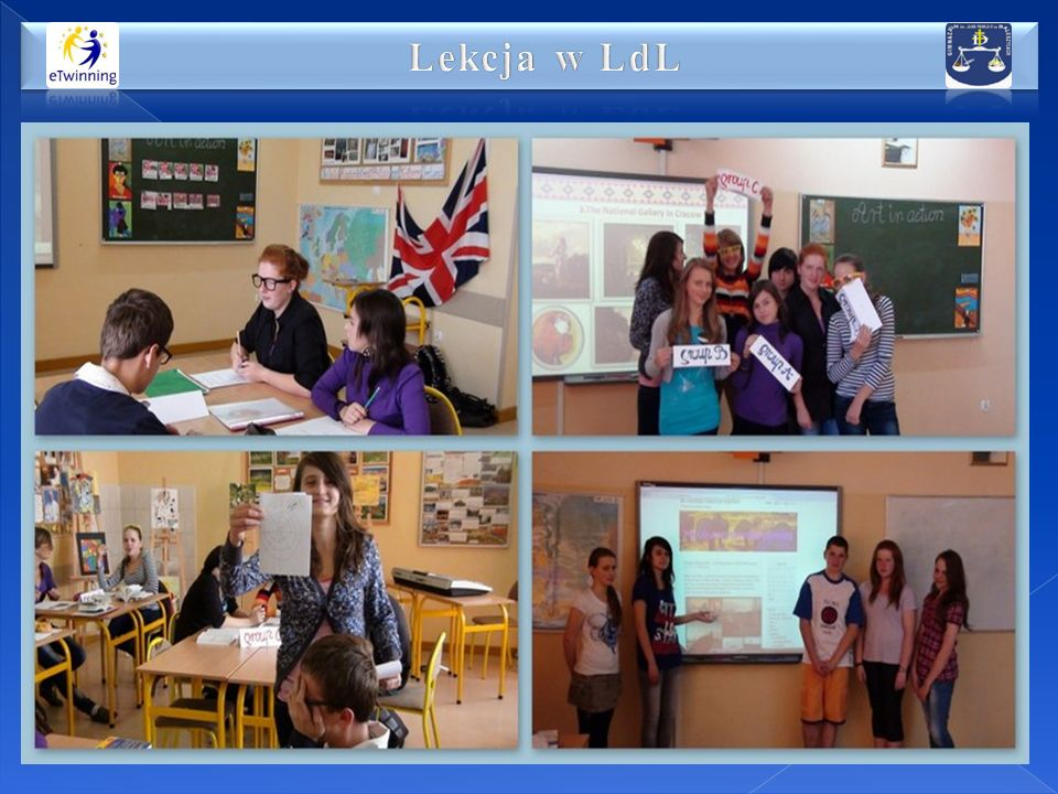 Lekcja w LdL