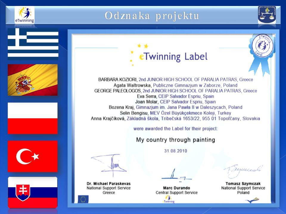Odznaka projektu