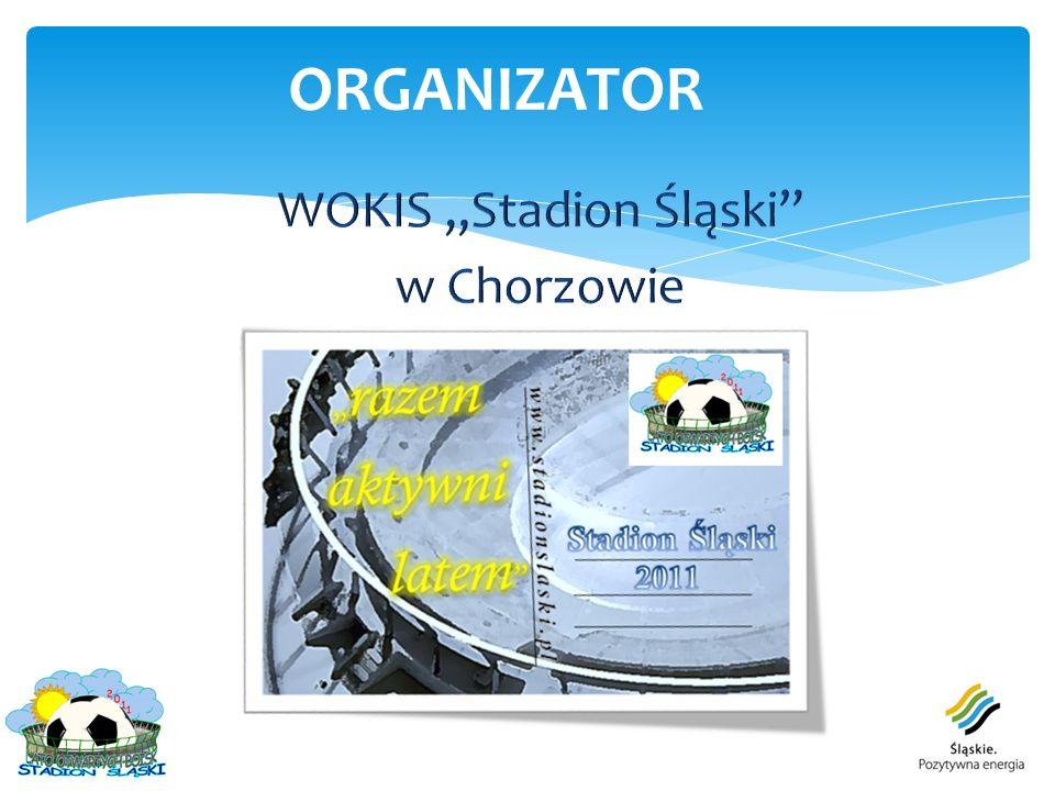 """WOKIS """"Stadion Śląski w Chorzowie"""