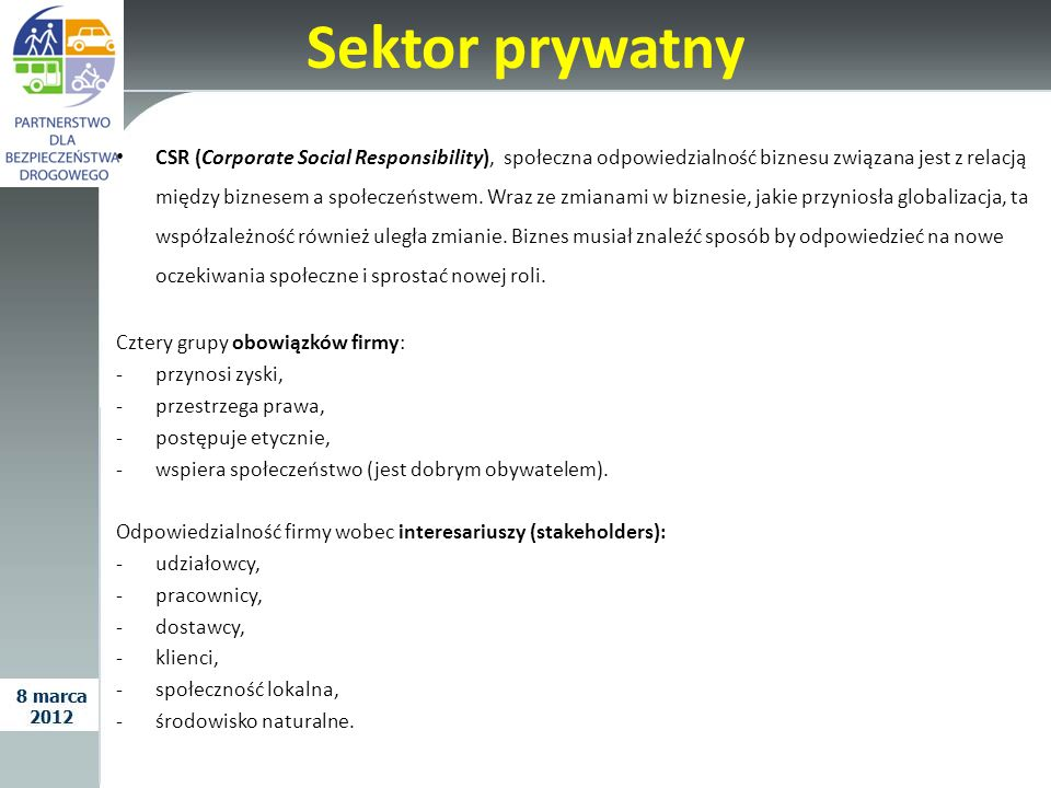 Sektor prywatny