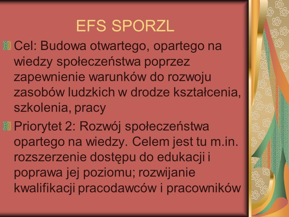 EFS SPORZL