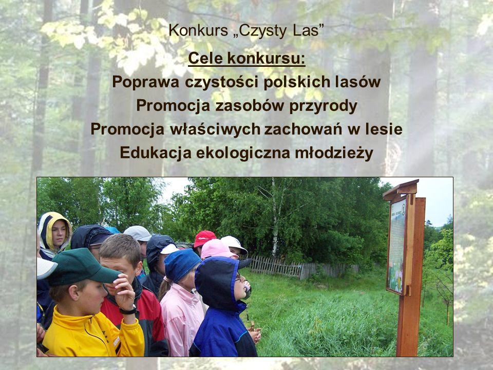 Promocja zasobów przyrody Edukacja ekologiczna młodzieży