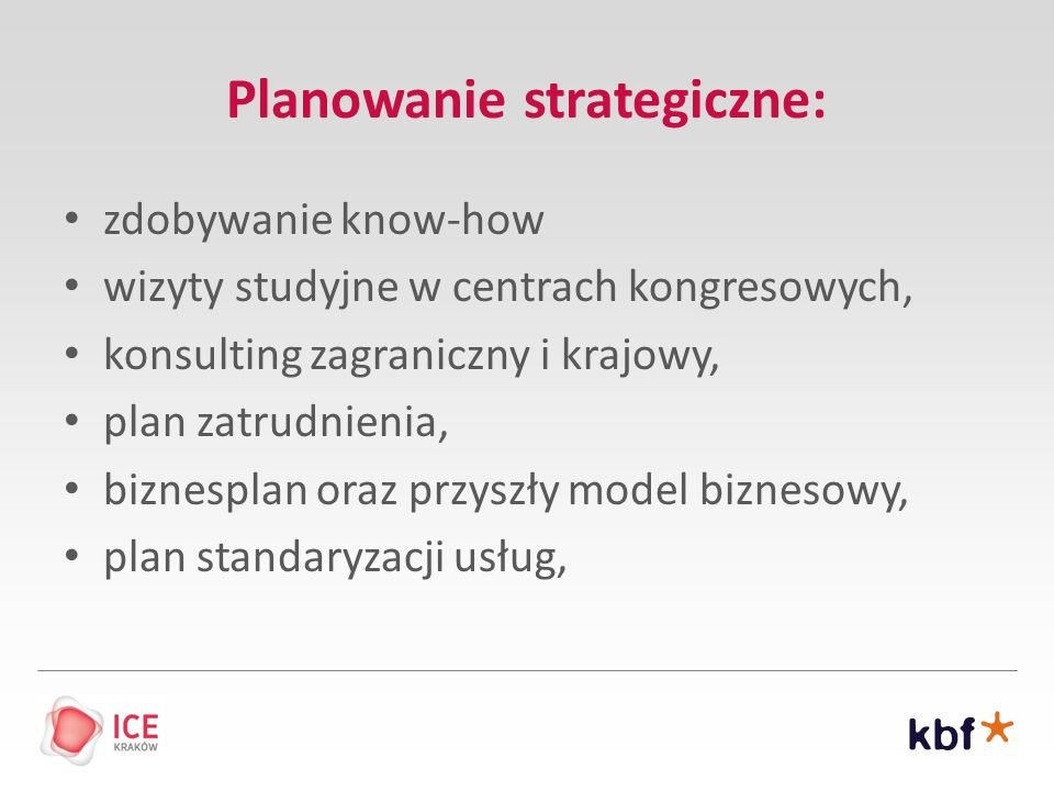 Planowanie strategiczne: