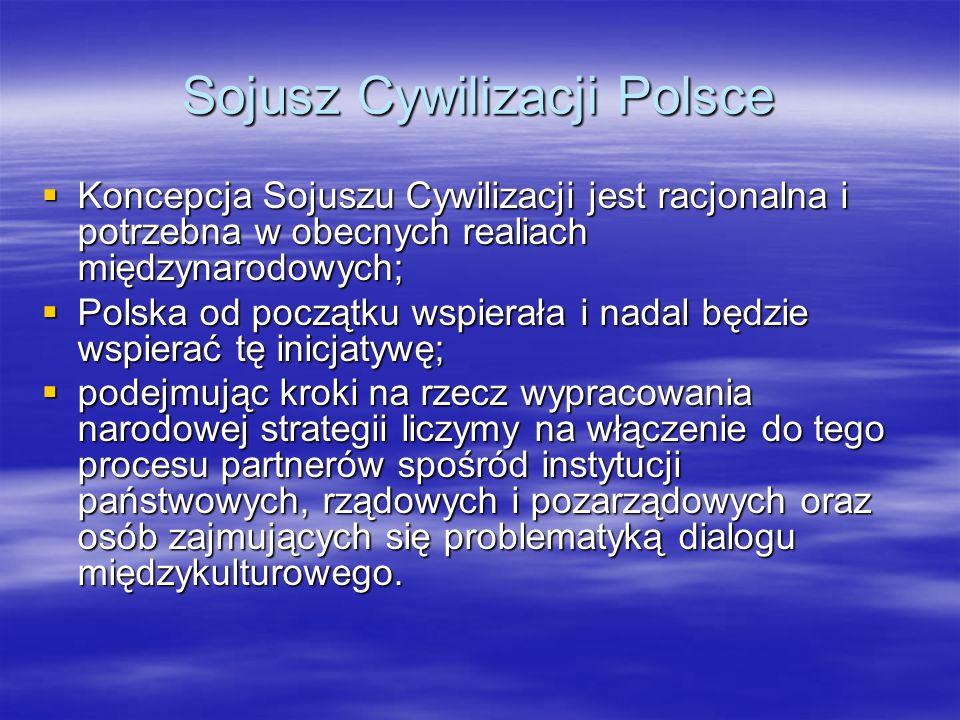 Sojusz Cywilizacji Polsce