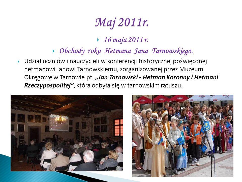 Obchody roku Hetmana Jana Tarnowskiego.