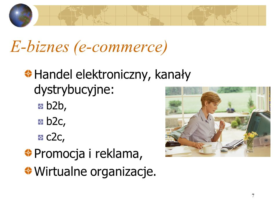 E-biznes (e-commerce)