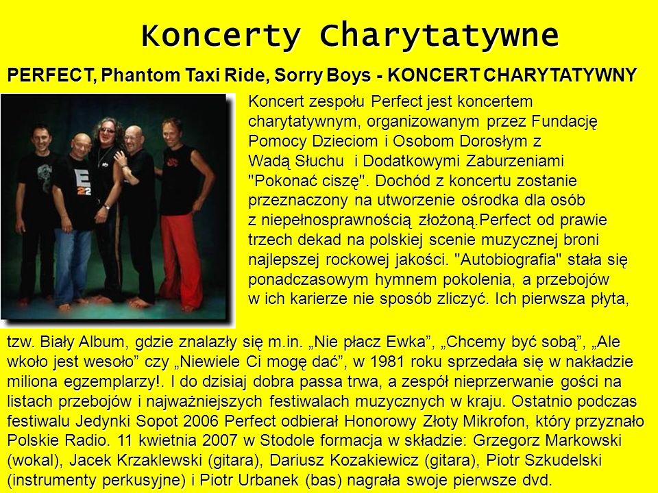 Koncerty Charytatywne