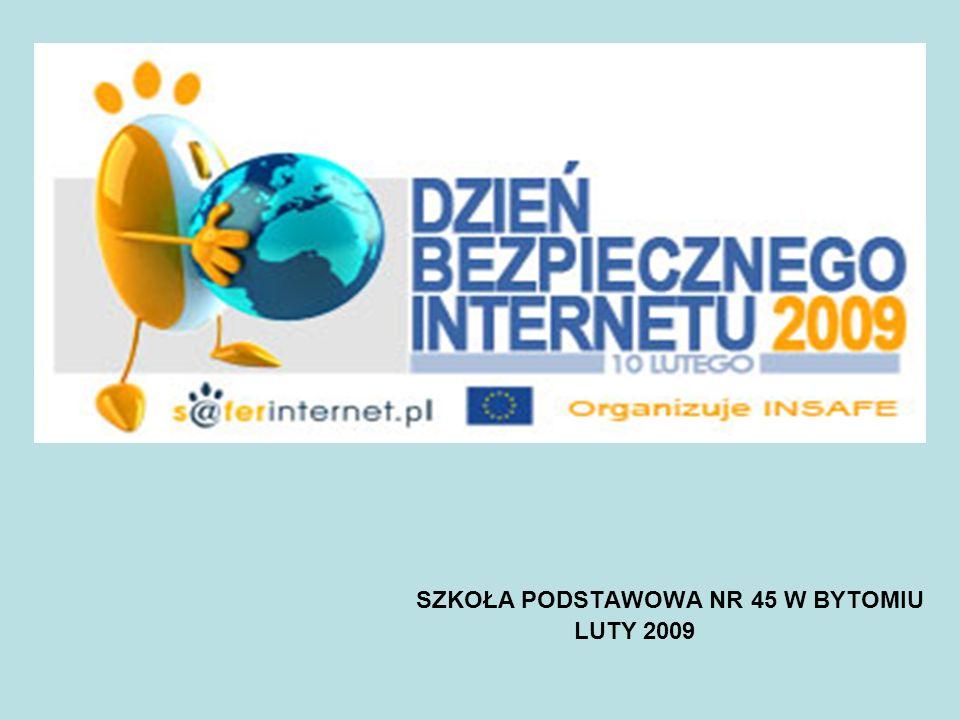 SZKOŁA PODSTAWOWA NR 45 W BYTOMIU LUTY 2009